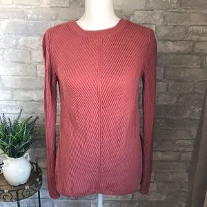 Talbots | Dusty Pink Sweater